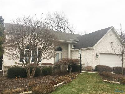 Toledo Single Family Home Contingent: 7516 Kings Hollow Court