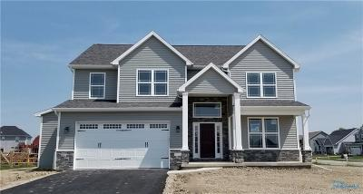 Perrysburg Single Family Home For Sale: 26433 Spring Trace Drive