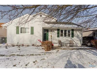 Maumee Single Family Home For Sale: 661 Northfield Drive