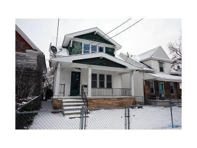 Toledo Single Family Home For Sale: 711 Berry Street