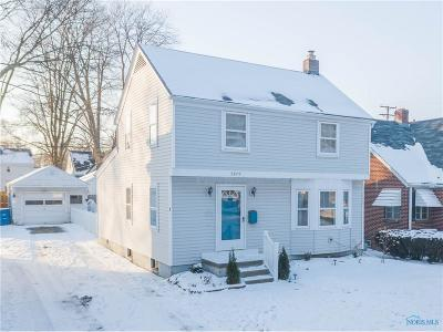 Toledo Single Family Home For Sale: 3849 Drummond Road