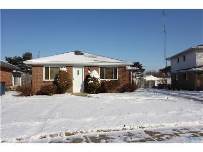 Toledo Single Family Home For Sale: 5548 San Paulo Drive