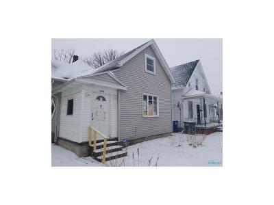 Toledo OH Single Family Home For Sale: $7,900