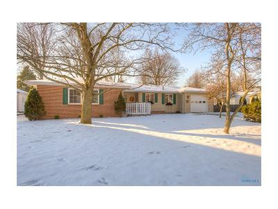 Waterville Single Family Home For Sale: 825 Royalton Road
