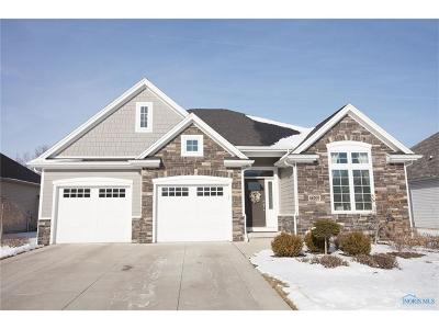Maumee Single Family Home For Sale: 7502 Hickory Valley Drive