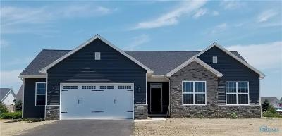 Perrysburg Single Family Home For Sale: 26352 Summer Trace Drive