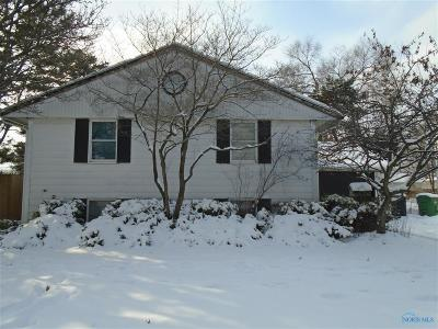 Maumee Single Family Home For Sale: 1225 Birch Avenue