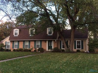 Toledo Single Family Home Contingent: 4812 Homerdale Avenue