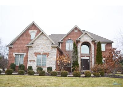 Maumee Single Family Home For Sale: 3914 Coneflower Lane