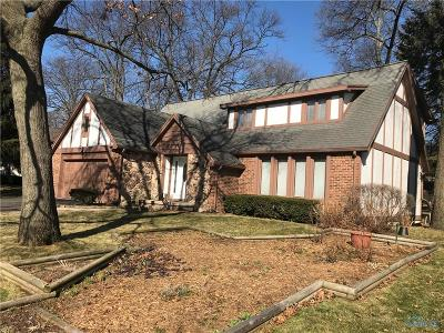 Toledo Single Family Home For Sale: 7062 Shooters Hill Road