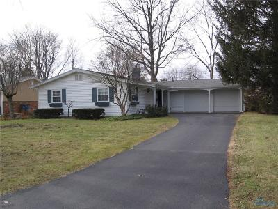 Sylvania Single Family Home Contingent: 5957 Graystone Drive
