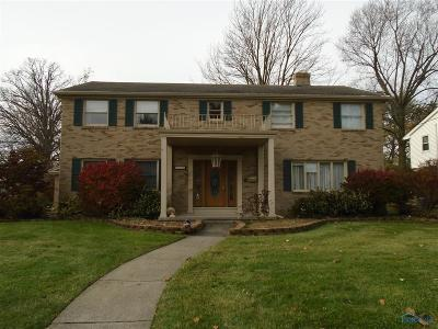 Toledo Single Family Home For Sale: 2016 Pinelawn Drive