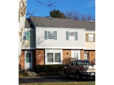Perrysburg Condo/Townhouse Contingent: 9 Meadowbrook Drive