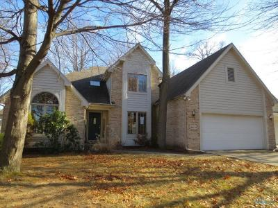 Toledo Single Family Home For Sale: 6014 Pinedale Drive