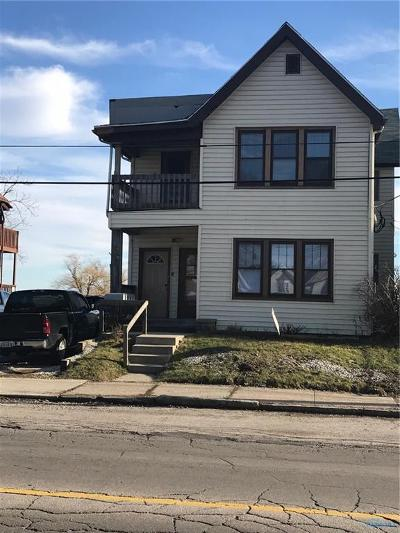 Toledo Multi Family Home For Sale: 2525 Broadway Street