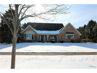 Sylvania Single Family Home For Sale: 7829 Little Road