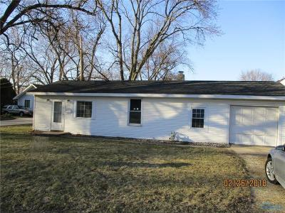 Toledo OH Single Family Home Contingent: $29,900