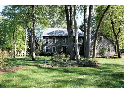 Sylvania Single Family Home Contingent: 7159 Forest Brook Drive