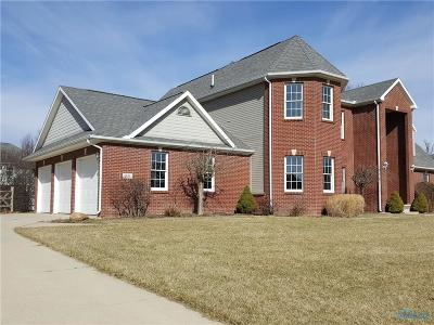 Maumee Single Family Home For Sale: 7936 Rockridge Drive