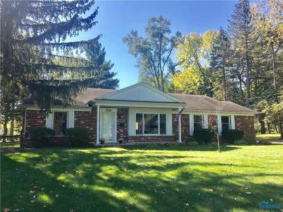 Sylvania OH Single Family Home Contingent: $199,000