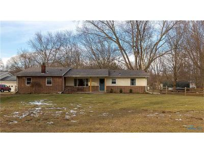 Sylvania Single Family Home Contingent: 2715 Davidson Drive