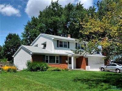 Toledo Single Family Home For Sale: 3792 Driftwood Road