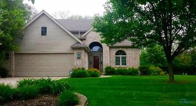 Perrysburg Single Family Home For Sale: 1280 Valley Bluff Drive