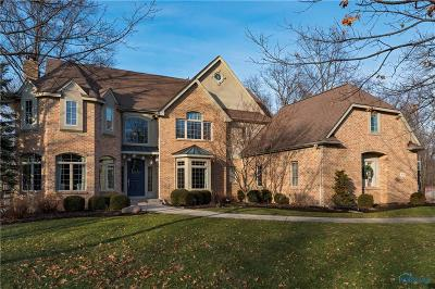Perrysburg Single Family Home For Sale: 14678 Wood Creek Court
