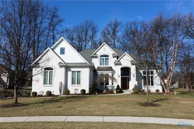 Sylvania Single Family Home Contingent: 8622 Tahoe Court