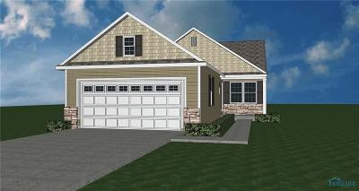 Toledo Condo/Townhouse For Sale: 2032 Fieldbrook Drive #Lot 10
