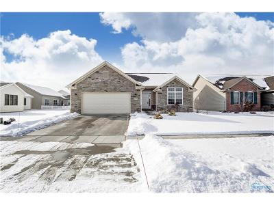 Perrysburg Condo/Townhouse Contingent: 26303 Whitewater Drive