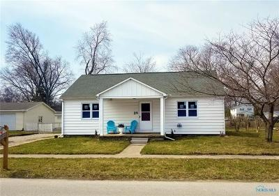 Toledo OH Single Family Home For Sale: $99,900