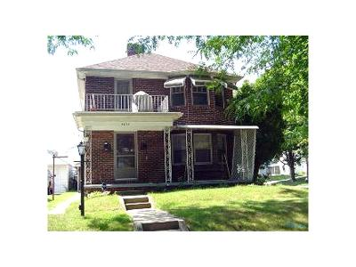 Toledo OH Multi Family Home Contingent: $74,900