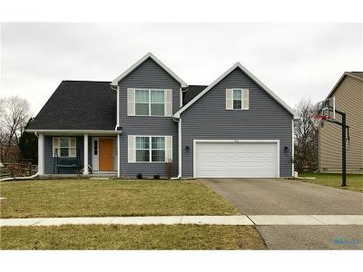 Perrysburg Single Family Home Contingent: 421 Nora Drive