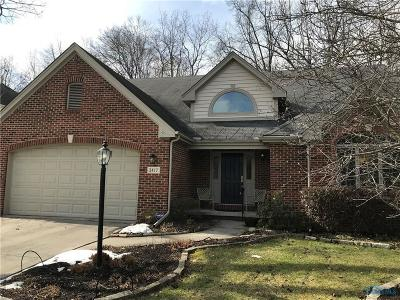 Toledo Single Family Home For Sale: 2417 Lost Creek Drive