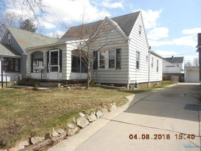 Single Family Home For Sale: 1487 Crestwood Road