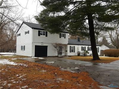 Toledo Single Family Home For Sale: 1927 Hogarth Road
