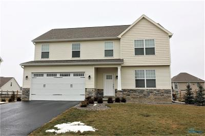Perrysburg Single Family Home For Sale: 14802 Saddlebrook Court