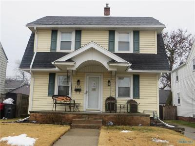 Toledo OH Single Family Home Sold: $74,900