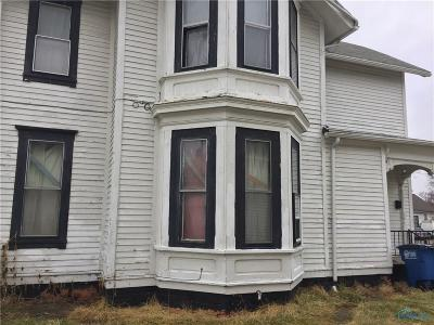 Toledo OH Multi Family Home For Sale: $19,900