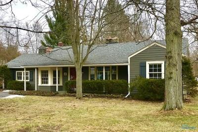 Sylvania Single Family Home For Sale: 6010 Flanders Road