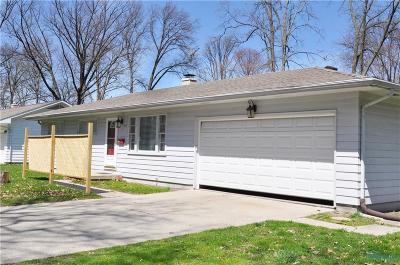 Toledo Single Family Home For Sale: 1551 Glenton Drive
