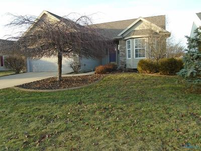Maumee Single Family Home For Sale: 7146 Venetian Bay