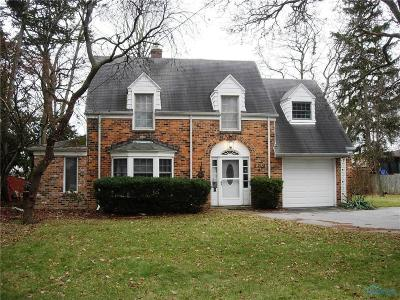 Maumee Single Family Home For Sale: 930 River Road