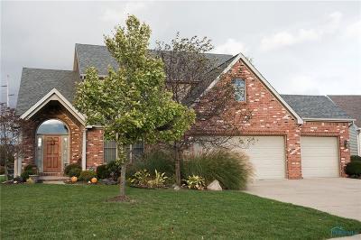 Sylvania Single Family Home For Sale: 5742 Maple Creek Boulevard