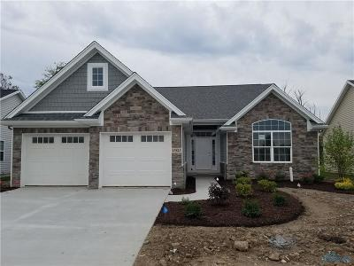 Perrysburg Condo/Townhouse For Sale: 15823 River View Place #Lot 18
