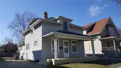 Toledo Single Family Home For Sale: 4221 Vermaas Avenue