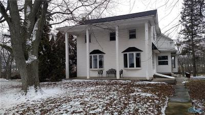 Single Family Home For Sale: 16630 N River Road