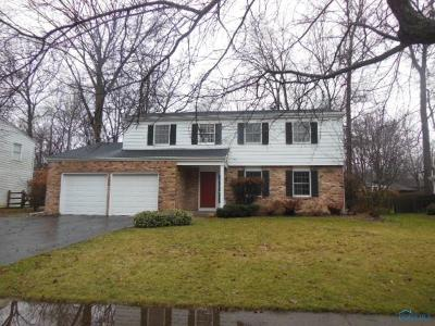 Sylvania Single Family Home For Sale: 5455 Radcliffe Road