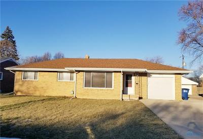 Toledo Single Family Home For Sale: 4419 290th Street